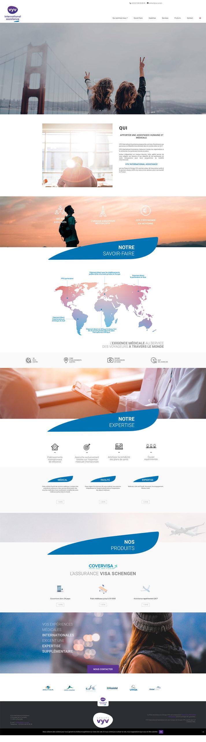 VYV International Assistance